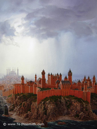 The Red Keep at King's Landing