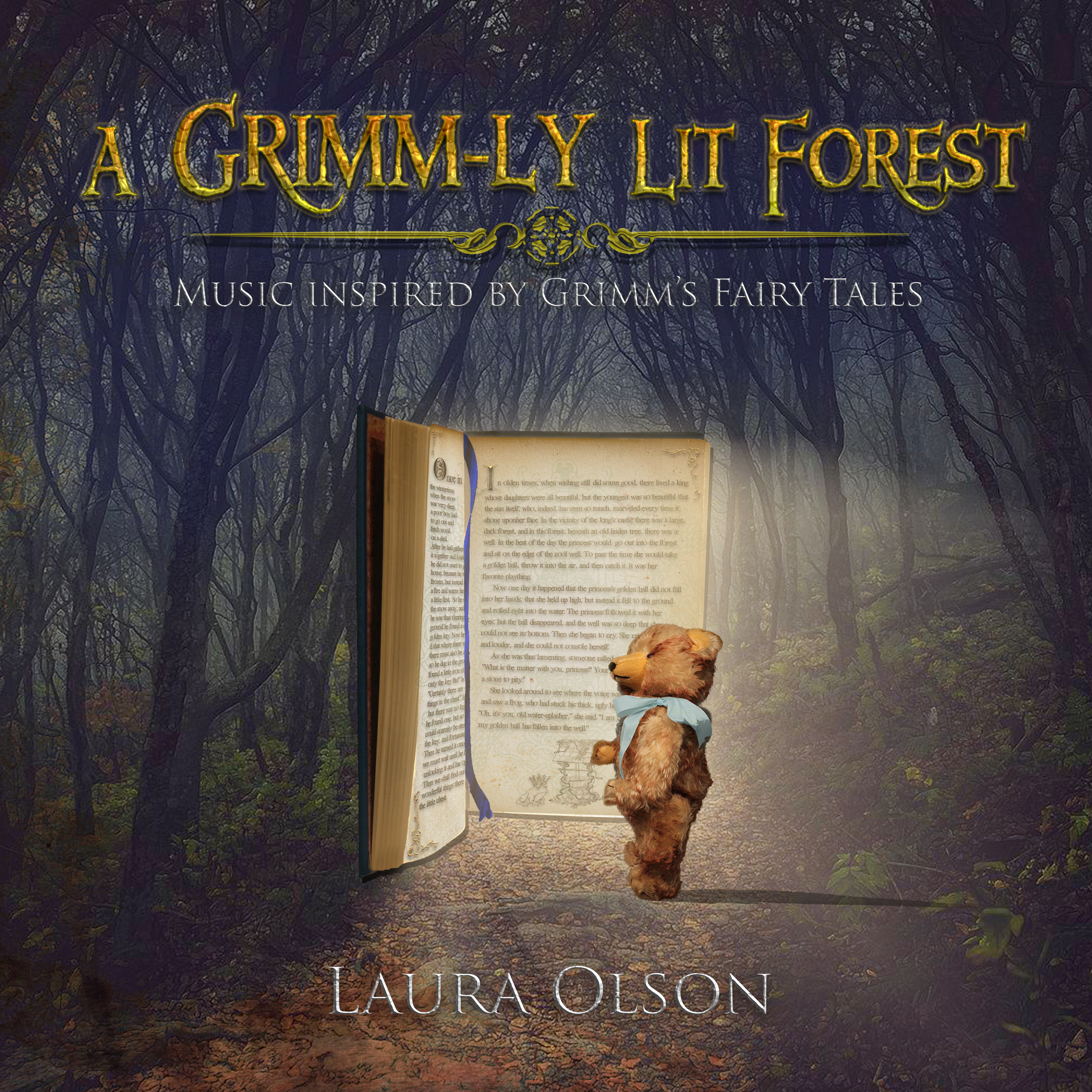 A Grimm-ly Lit Forest