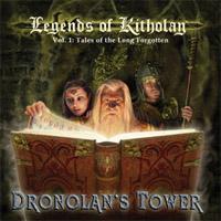 Legends of Kitholan - Volume 1: Tales of the Long Forgotten